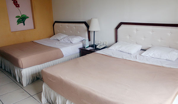 kamar di agrowisata hotel
