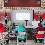 Suasana Diskusi Internet BAIK di acara Fesbuk 2016
