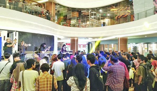 launching DGD Indonesia di lippo plaza