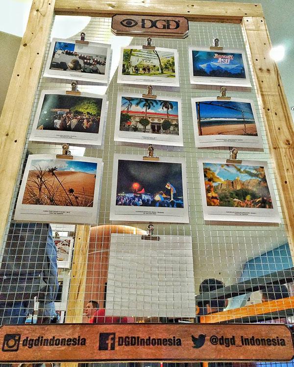 Pameran WIsata Fotografi Indonesia di lippo plaza