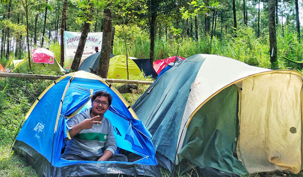 camping ground jurangjero srumbung